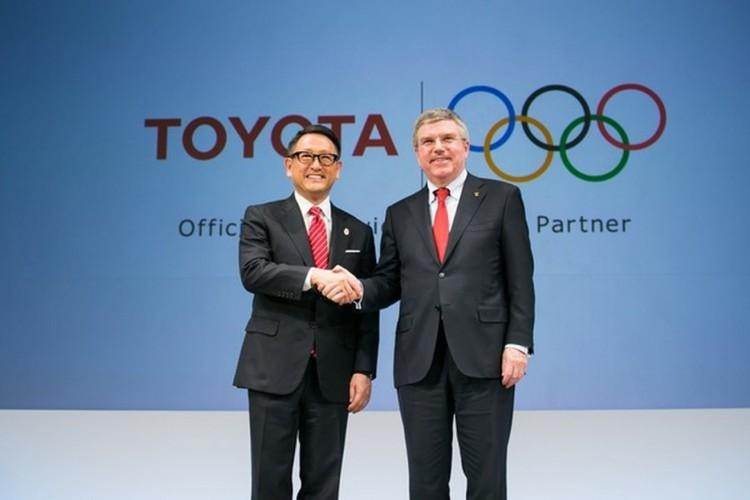A montadora japonesa Toyota cancelou anúncios relacionados aos Jogos Olímpicos de Tóquio (Foto: Divulgação)