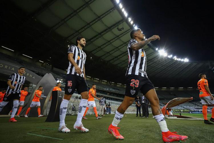 Libertadores: Atlético-MG e Boca Juniores lutam por vaga nas quartas (Foto: Pedro Souza/Atletico)
