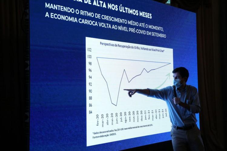Economia da cidade do Rio pode voltar ao nível pré-covid em setembro (Foto: )