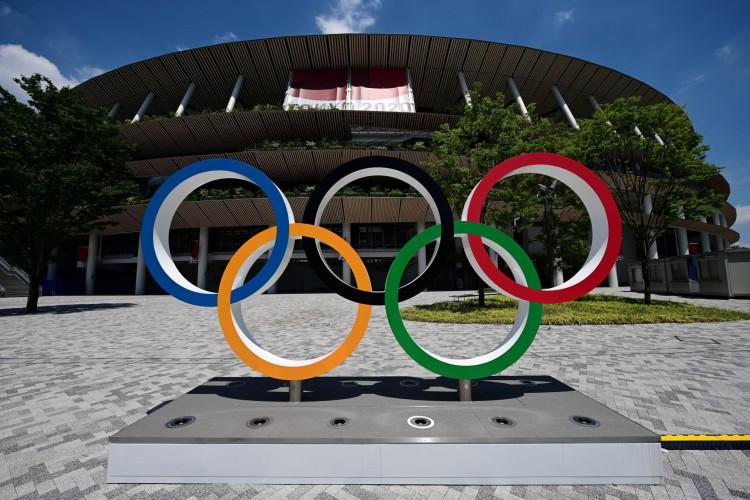 Olimpíadas de Tóquio 2021 começam hoje: confira o calendário completo do primeiro dia  e qual horário dos jogos (Foto: Philip FONG / AFP)