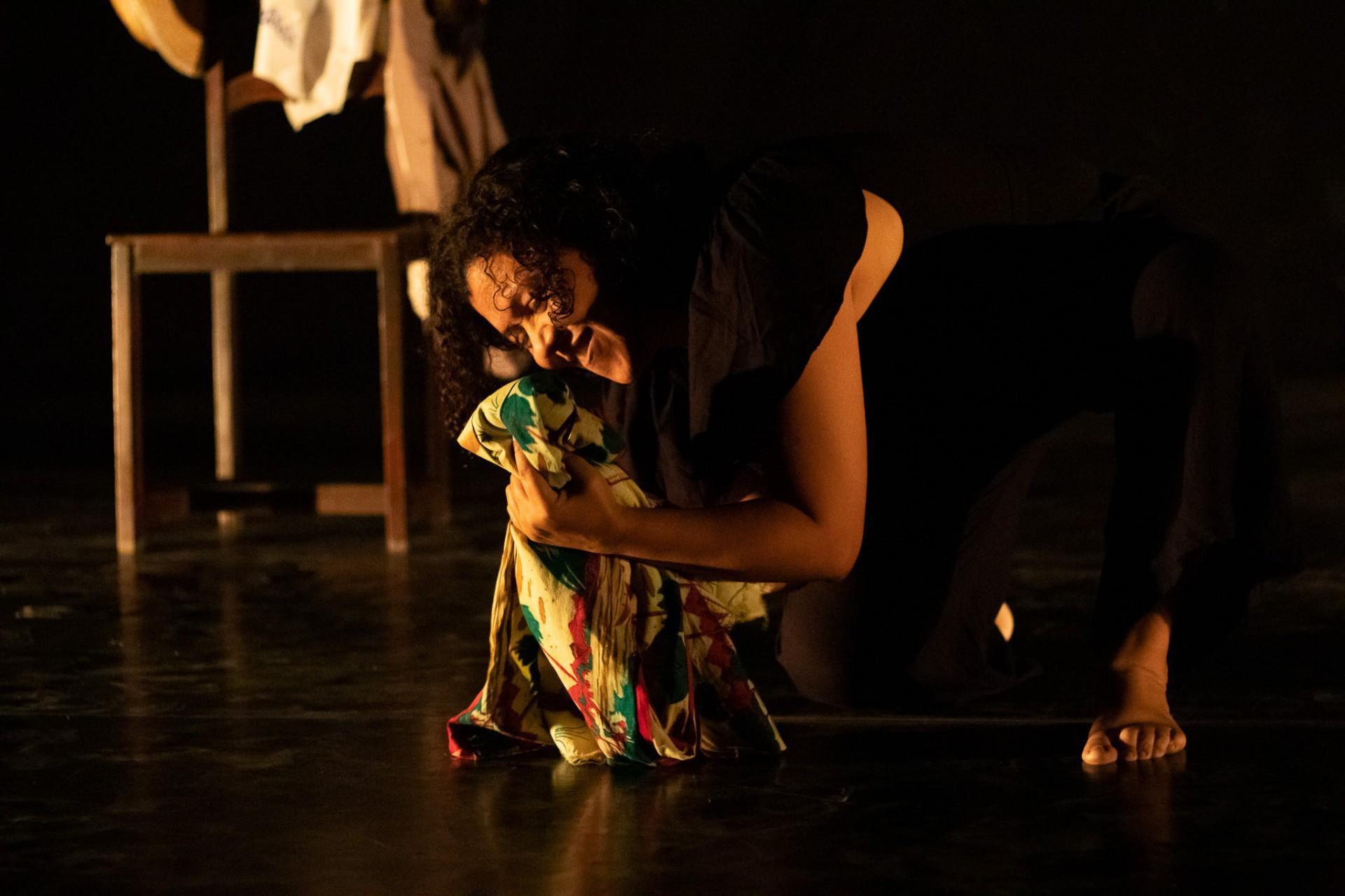 (Foto: Darlene Andrade/Divulgação )Desmontagem com a atriz Vanessia Gomes