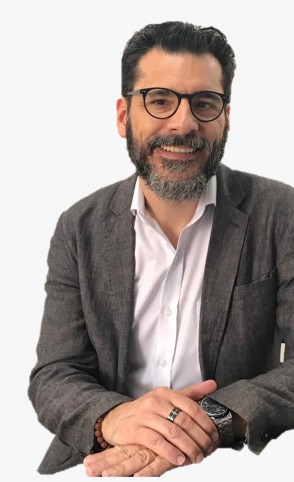 Luiz Chinan, responsáveis pelo projeto que engloba a Aliança contra Fake News da Aberje(Foto: Divulgação)