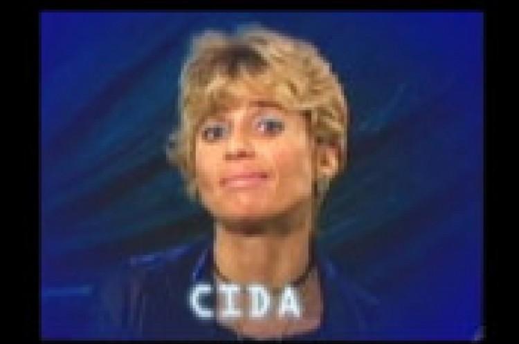 Cida era uma das participantes do BBB 2