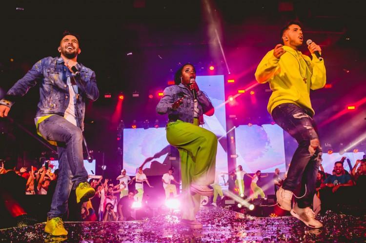 Grupo MSH fará apresentação no Halleluya 2021(Foto: Fabiano de Lima/Divulgação)