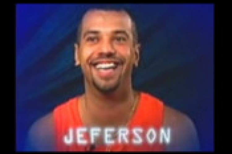 Jeferson era um dos participantes do BBB 2