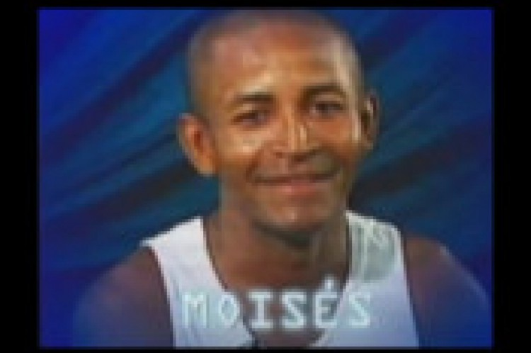Moisés era um dos participantes do BBB 2