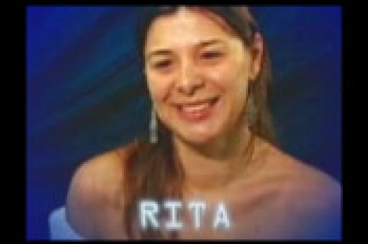 Rita era uma das participantes do BBB 2