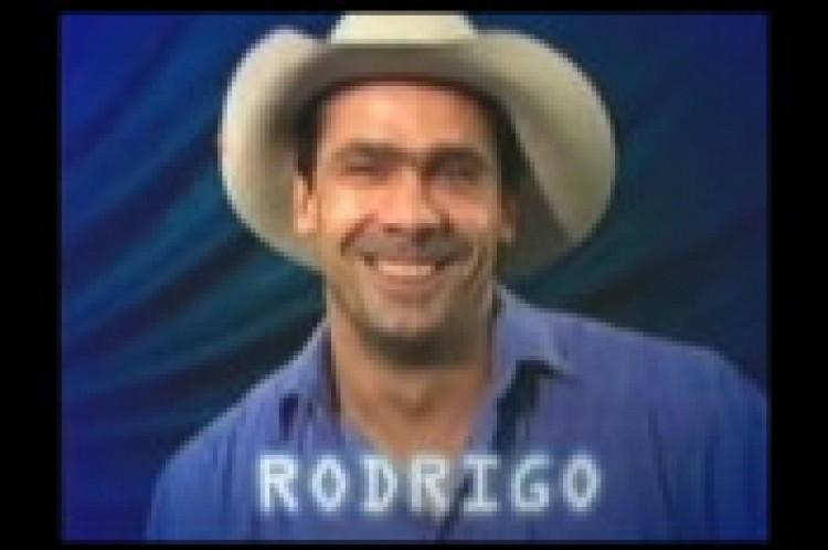 Rodrigo era um dos participantes do BBB 2