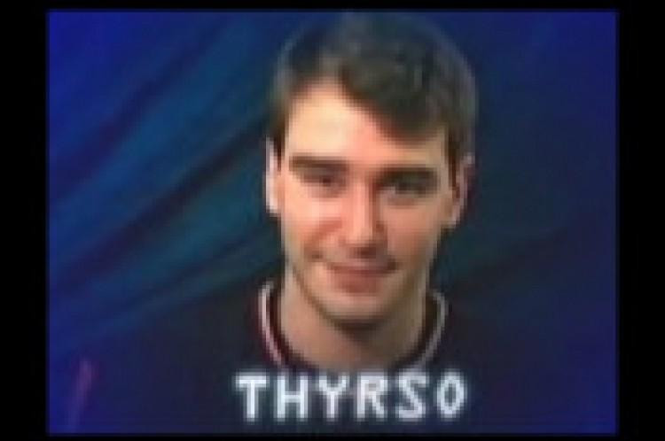 Thyrso era um dos participantes do BBB 2