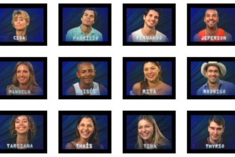 Big Brother Brasil 2 ganha reprise no Viva (Foto: Acervo TV Globo)