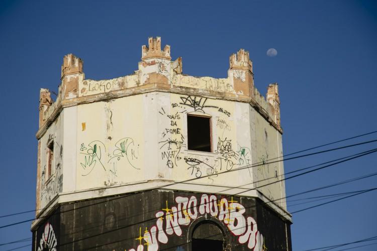 O Farol do Mucuripe é um patrimônio tombado pelo Iphan (Foto: Aurelio Alves)