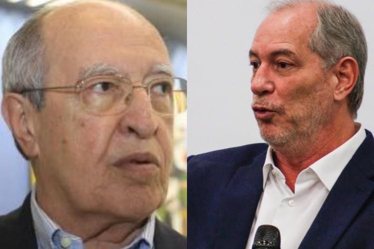 Ciro Gomes é condenado a pagar R$ 20 mil ao ex-governador Lúcio Alcântara por danos morais  (Foto: reprodução)