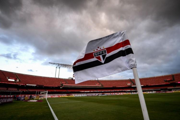 Sob pressão, São Paulo decide futuro na Libertadores contra Racing (Foto: Duda Bairros)