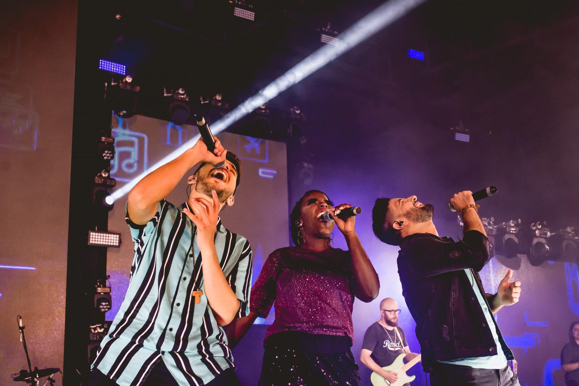 Grupo MSH fará apresentação no Halleluya 2021 (Foto: Fabiano de Lima/Divulgação)