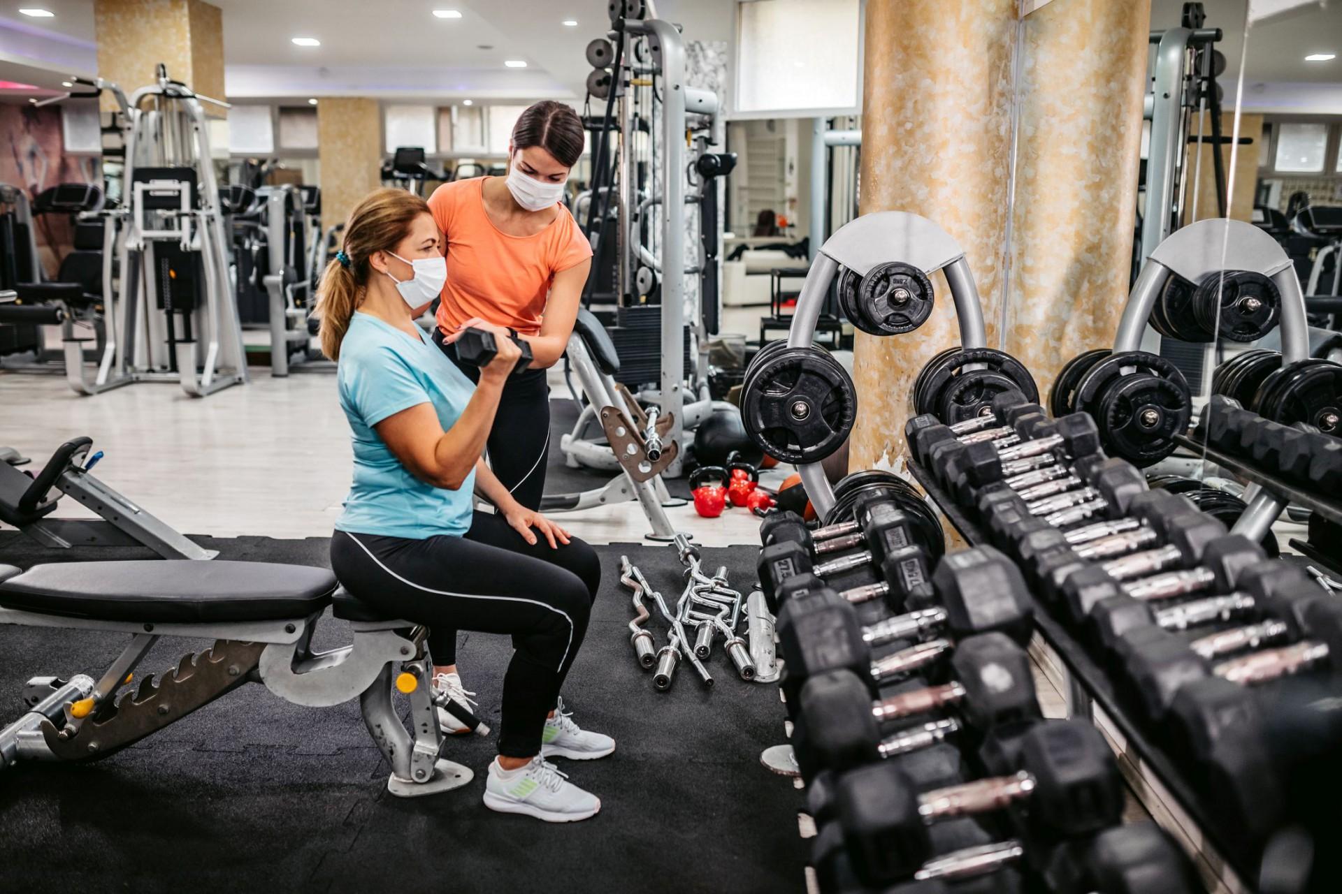CREF5-CE trabalhou em convencer as autoridades responsáveis da necessidade da prática das atividades físicas e da possibilidade de se ter uma retomada gradual com segurança