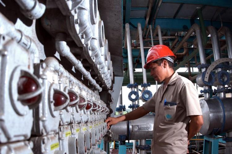 Usina de Cana Estivas..Natal (RN) 20.04.06 - Foto:José Paulo Lacerda (Foto: José Paulo Lacerda)