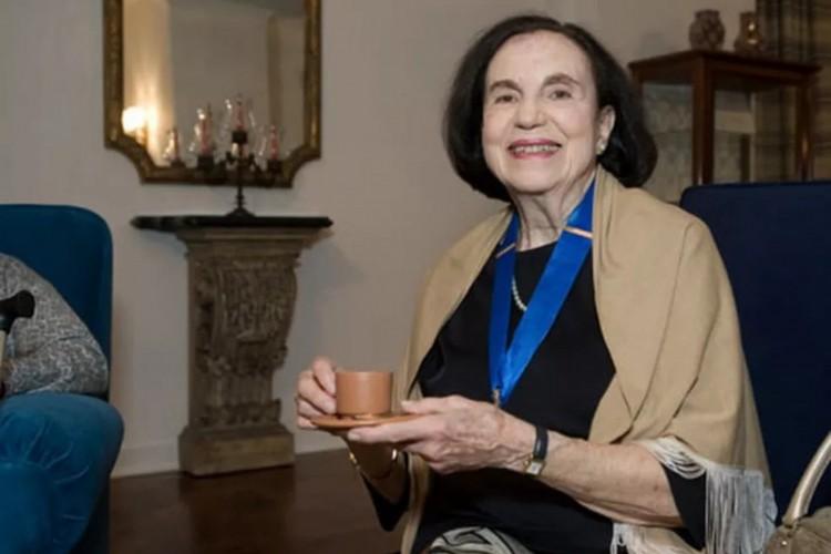 Anna Maria Martins é homenageada em concurso de contos da União Brasileira de Escritores (Foto: Divulgação/Academia Paulista de Letras)