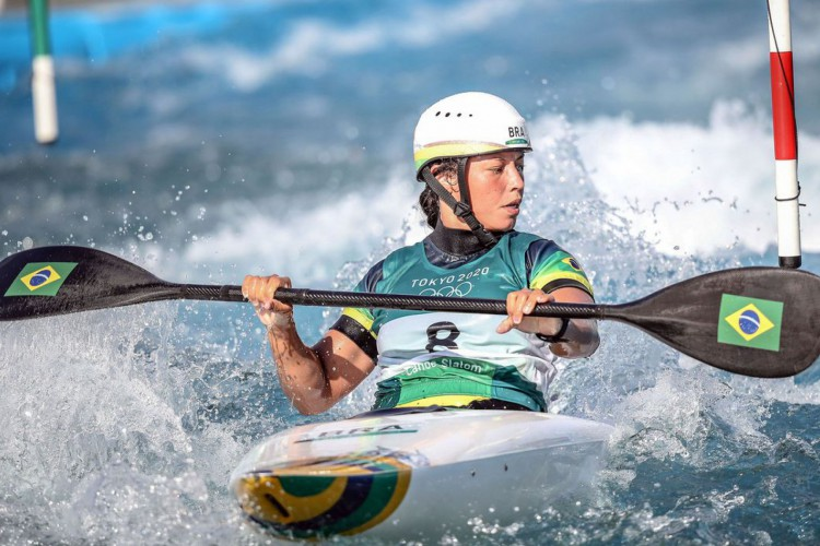 Olimpíada: equipe da canoagem slalom mostra confiança no Japão (Foto: )
