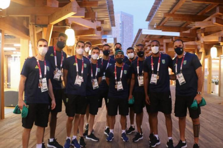Olimpíada: delegação brasileira já conta com 90% dos atletas no Japão (Foto: )