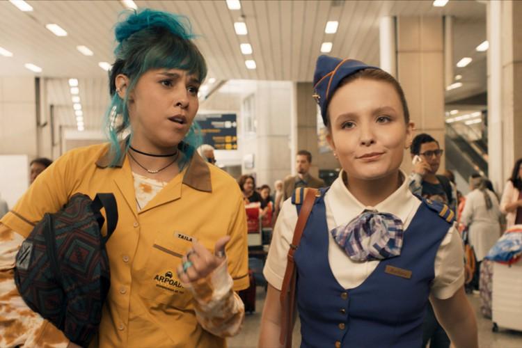 Larissa Manoela é uma das protagonistas de 'Diários de Intercâmbio', que estreia na Netflix, no dia 18 de agosto (Foto: Divulgação)