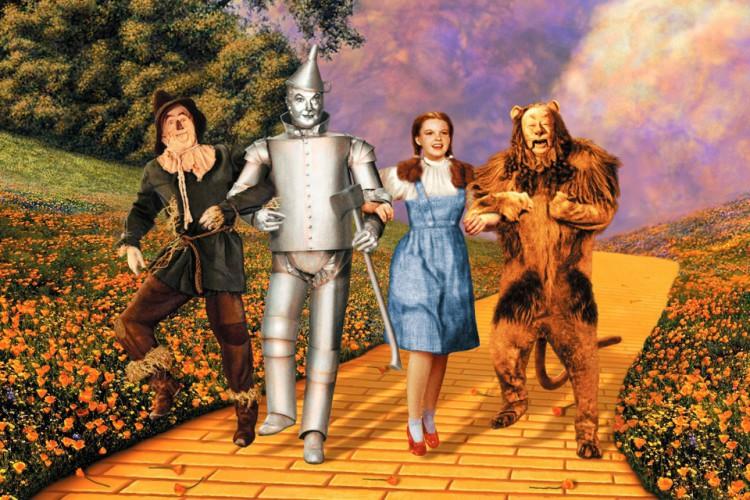 Em sua estreia, museu do Oscar exibe 'Mágico de Oz' (Foto: Divulgação)