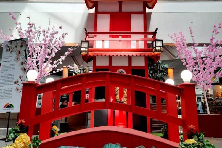 O Shopping Benfica prepara uma programação em homenagem à cultura japonesa (Foto: Divulgação)