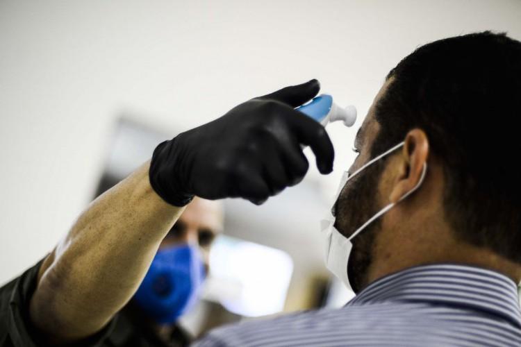 termômetro, covid - 19, coronavírus (Foto: Marcello Casal JrAgência Brasil)