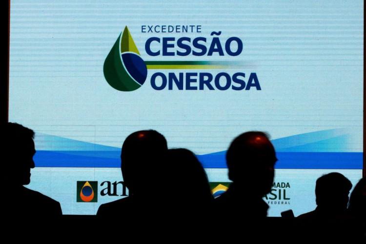 leilão dos excedentes da Cessão Onerosa do pré-sal (Foto: Tânia Rêgo)