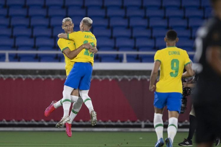 Dia 5 de Olimpíadas de Tóquio tem jogo do Brasil com a seleção masculina de futebol: confira programação com chances de medalha para o País com horário e onde assistir ao vivo (Foto: Lucas Figueiredo/CBF)