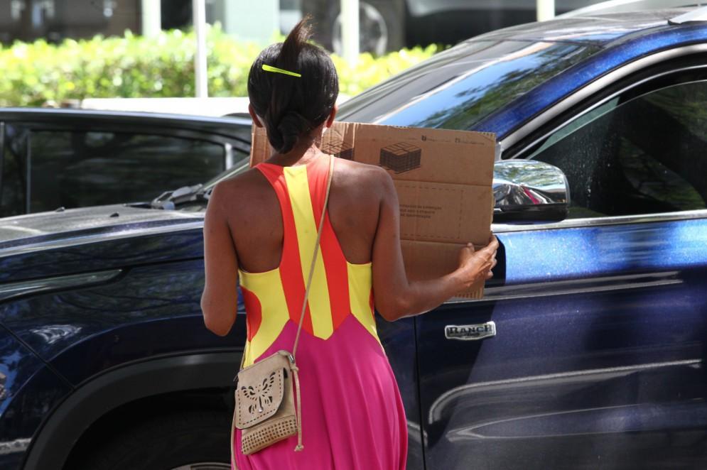 A renda da população do Ceará foi afetada, segundo pesquisa(Foto: FABIO LIMA)