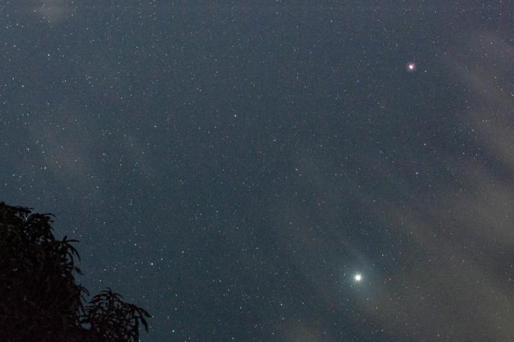 Jupiter e Saturno(Foto: DIVULGAÇÃO)