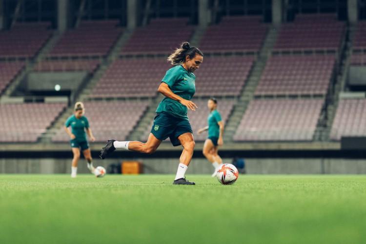Seleção feminina enfrenta Holanda neste sábado (24) na Olimpíada (Foto: SAM ROBLES)