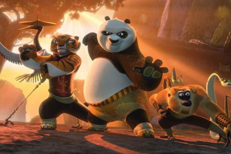 Kung Fu Panda 2 (Foto: Reprodução / Rede Globo)