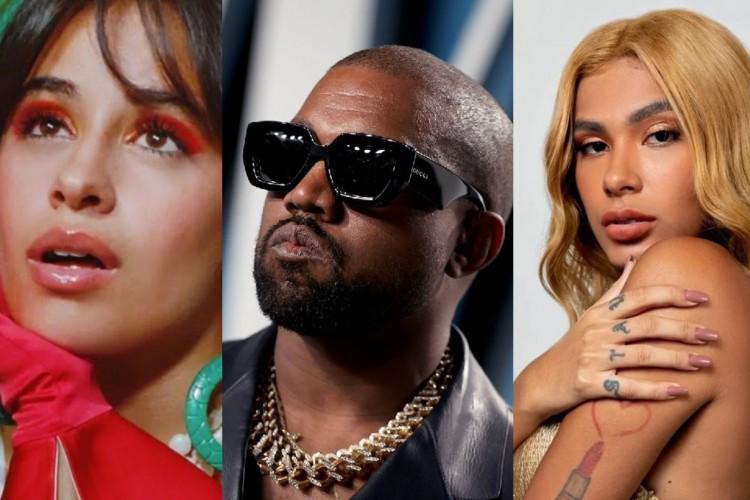 Camila Cabello, Kanye West e Pocah lançam música neste fim de semana (Foto: Divulgação)