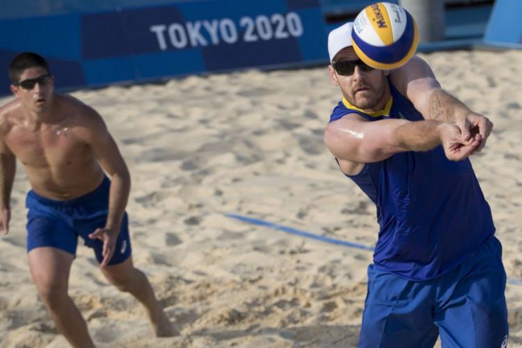 Vôlei brasileiro estreia nesta sexta em busca de medalhas (Foto: )
