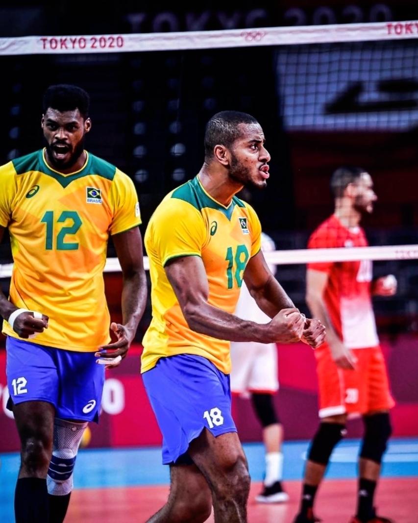 Jogador que vive bom momento tem no currículo o ouro dos Jogos Rio 2016