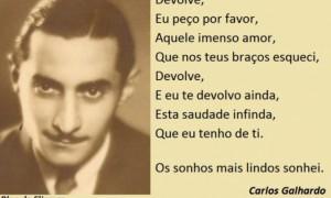 Há 36 anos morria o cantor argentino Carlos Galhardo