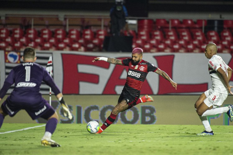 Brasileiro: Flamengo mira G4 e São Paulo fugir da zona de descenso (Foto: )