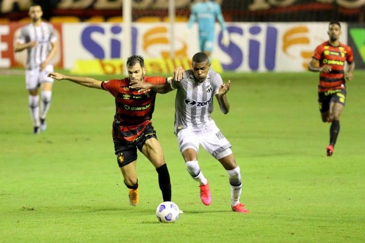Ceará igualou a segunda maior sequência invicta de um nordestino na Série A (Foto: ESTADÃO CONTEÚDO)