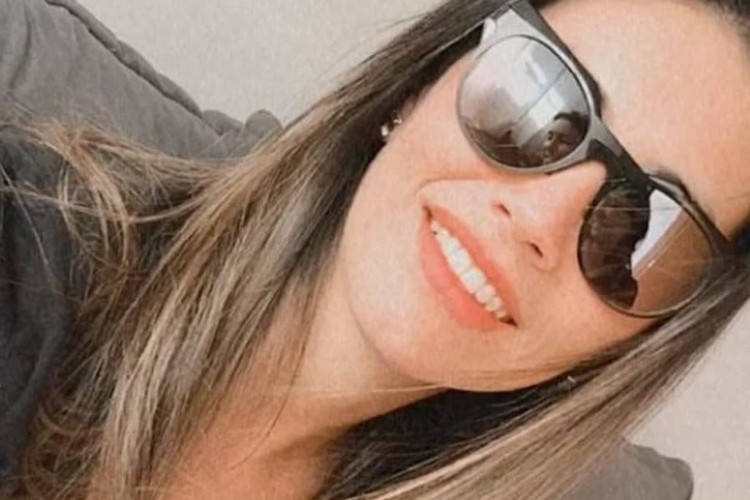 A mulher de 40 anos é motorista de aplicativo e fingiu estar morta após ser espancada por ladrões em Mato Grosso (Foto: Reprodução/Instagram)