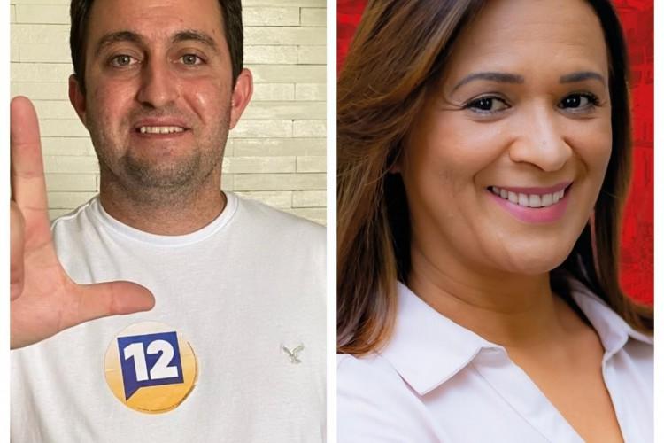 População de Missão Velha acirra disputa nas ruas; deputados também integram campanhas (Foto: Reprodução)