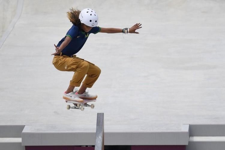 Jogos: Brasil fatura 2ª prata no skate e vai com 3 às quartas do surfe (Foto: )