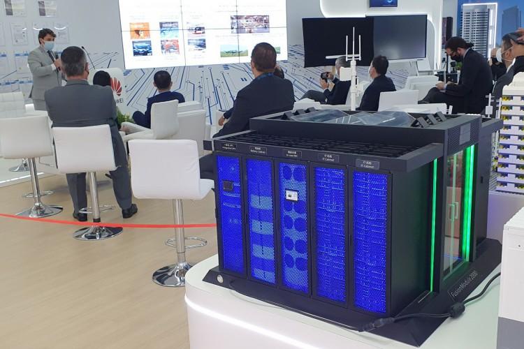 Empresa chinesa, Huawei investe R$ 35 milhões em centro de inovação em 5G no Brasil e mira sistema colaborativo de desenvolvimento no Ceará  (Foto: Armando de Oliveira Lima)