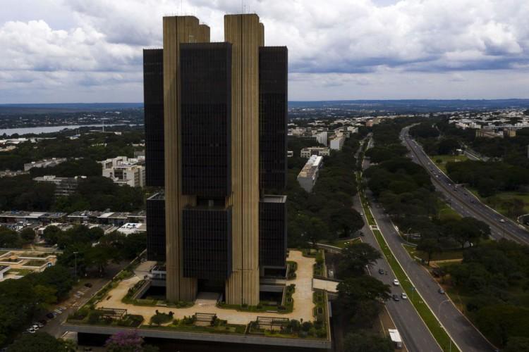 Edifício-Sede do Banco Central em Brasília (Foto: Marcello Casal JrAgência Brasil)