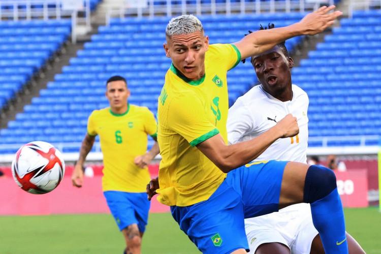 Arabia Saudita X Brasil Ao Vivo Nas Olimpiadas Onde Assistir Ao Jogo Olimpiadas Esportes O Povo