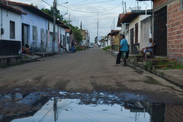 Operadoras privadas do saneamento atendem a 15% da população  (Foto: Leonardo Maia)