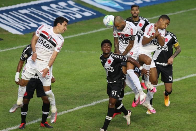 Entre os jogos de hoje, quarta, 28 de julho. O São Paulo enfrenta o Vasco pela Copa do Brasil. (Foto: Rubens Chiri/ São Paulo FC)