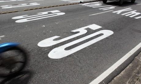 A partir da conclusão da sinalização, motoristas terão prazo educativo de seis meses para se adequar à nova velocidade