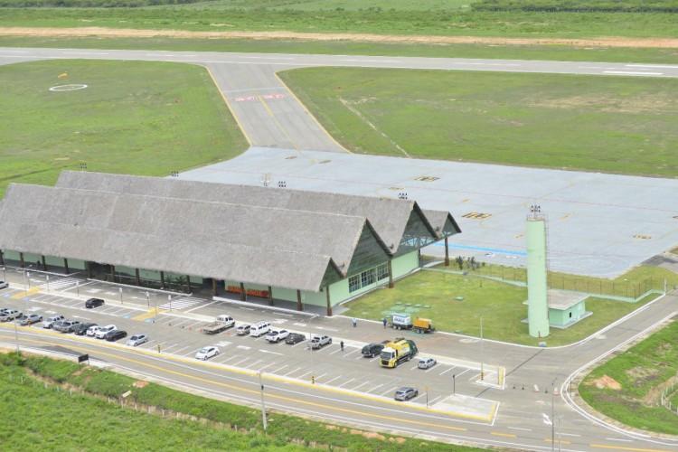 Aeroporto de Aracati (Foto: Divulgação)