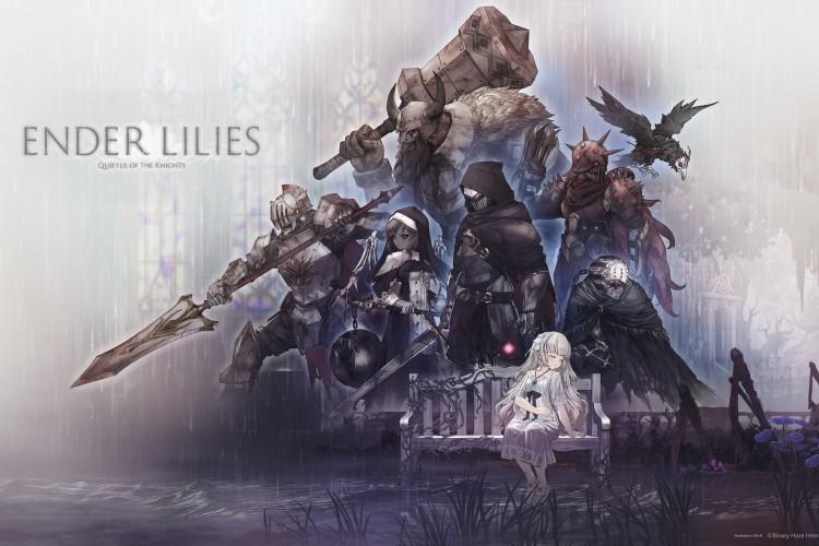 O enredo do jogo acontece em um reino destruído, chamado Land's Fall (Foto: Divulgação)